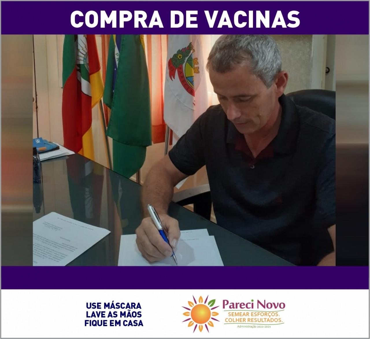 Compra de Vacinas