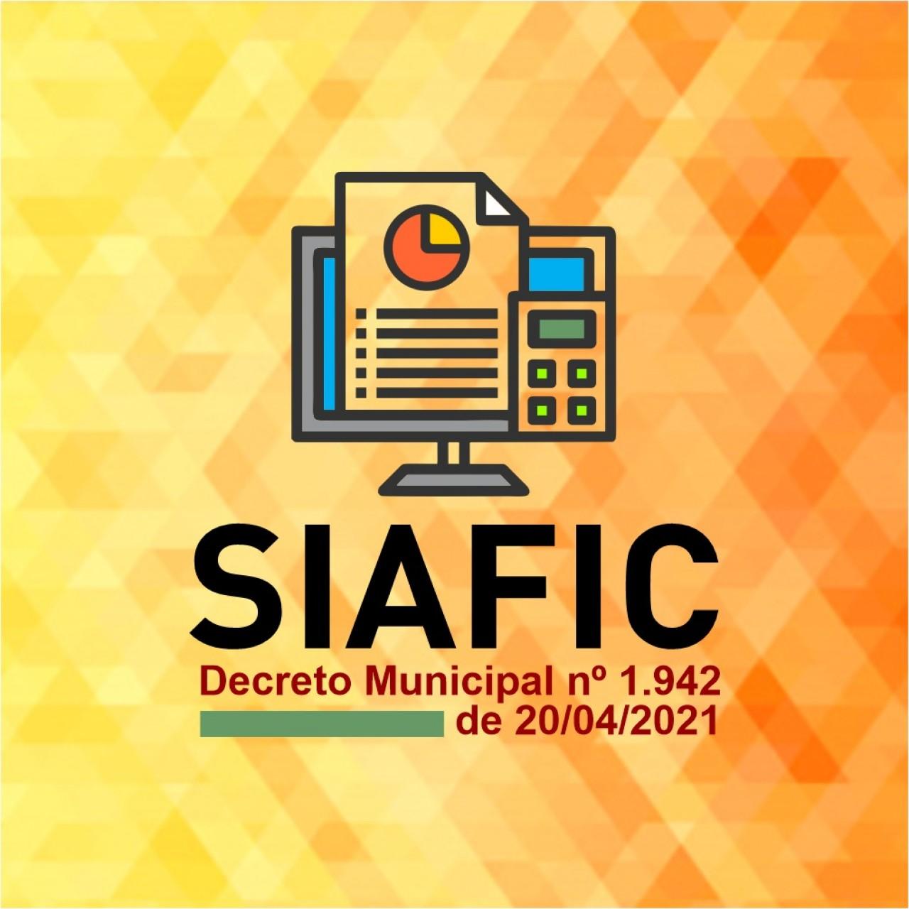 Plano de Ação para adequação ao Decreto Federal nº 10.540/2020 que tem por finalidade o atendimento de requisitos mínimos de qualidade do Sistema Único e Integrado de Execução Orçamentária, Administração Financeira e Controle (SIAFIC).
