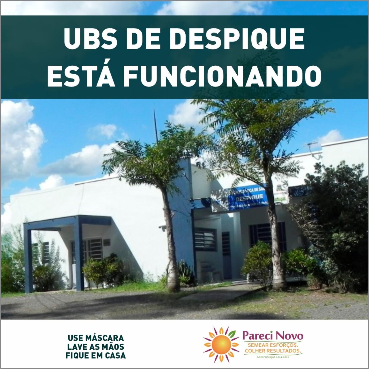 UBS de Despique.